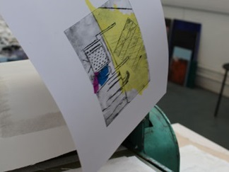 Workshop for Young People: Printmaking for Beginners