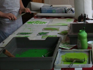 Workshop for Young People: Painting Trees