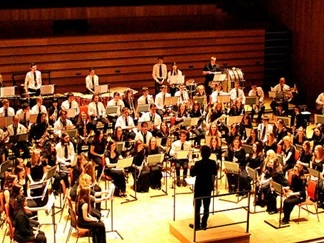 University of Nottingham Wind Orchestra and University of Birmingham Wind Band