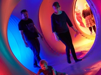 Wheee! Architects of Air Luminarium
