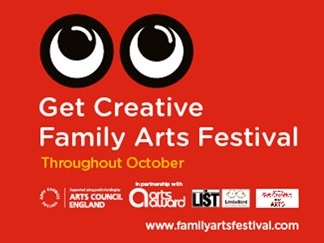 Get Creative Family Arts Festival