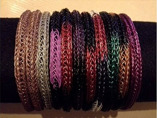 Ancient Craft: Viking Wire Bracelets