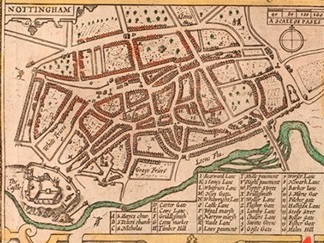 From Snotengaham to Nottingham: Medieval Nottingham from 700-1400 AD