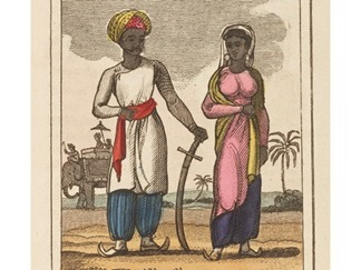 Lunchtime Talk - Clothing the Other: Fashion and the British Empire in India