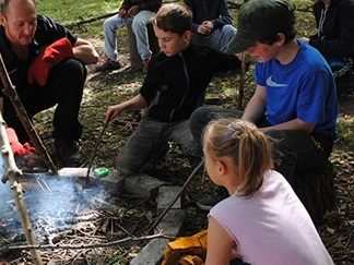 Young Rangers: Workshops For Young People