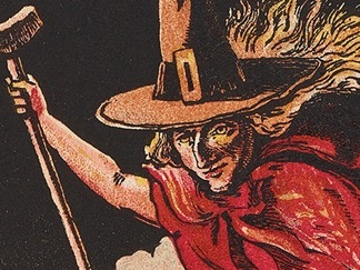From Rags to Witches: the grim tale of children's stories