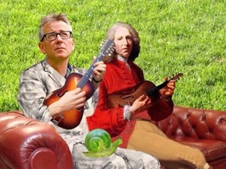 John Hegley: All Hail the Snail