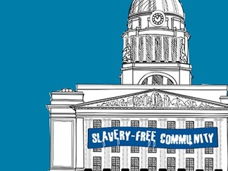 Rights Lab Talk: Let's Make Nottingham Slavery Free!