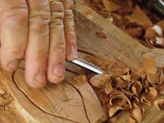 Ancient Craft: Relief Wood Carving