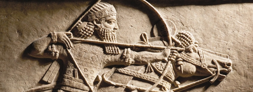 Talk - I am Ashurbanipal