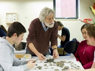 Council for British Archaeology: East Midlands Training Workshops