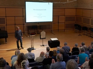Short Talks on Local Archaeological Projects