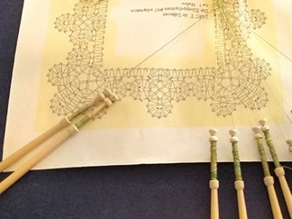 Bobbin Lace Making Workshop