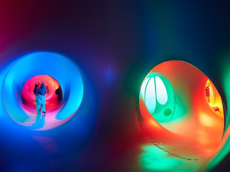 World Premiere Luminarium 2020