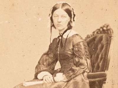 Florence Nightingale Comes Home Gallery Tour