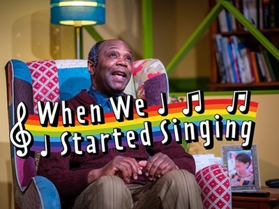WHEN WE STARTED SINGING