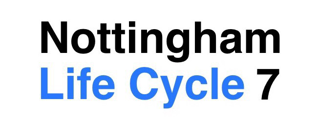Nottingham Life Cycle 7 logo