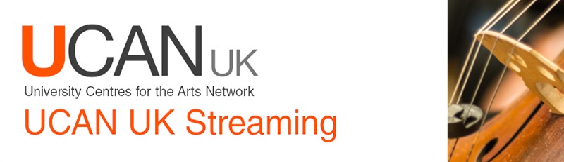 UCAN UK Streaming Logo