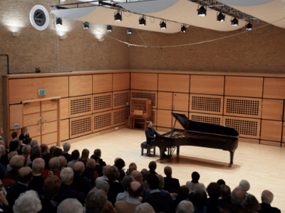 Concert in the Djanogly Recital Hall